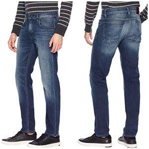 Hudson Jeans Blake Slim Straight Men Size 32 New
